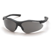 Pyramex Safety Products Fortress® Eyewear Gray Lens with Black Frame PYR SB3720D