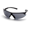 Ring Panel Link Filters Economy: Pyramex Safety Products - Onix™ Eyewear Gray Lens with Black Frame