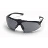 Pyramex Safety Products Onix Plus™ Clear Anti-Fog Lens/Gray Flip Lens with Black Frame PYR SB4920STP