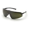 Pyramex Safety Products Onix Plus Readers™ Eyewear Clear +1.5 Anti-Fog Lens/5.0 IR Flip Lens with Black Frame PYR SB4950PR15