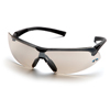 Ring Panel Link Filters Economy: Pyramex Safety Products - Onix™ Eyewear IO Mirror Lens with Black Frame
