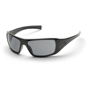 Pyramex Safety Products Goliath® Eyewear Gray Polarized Lens with Black Frame PYR SB5621D