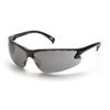Pyramex Safety Products Venture 3™ Eyewear Gray Anti-Fog Lens with Black Frame PYRSB5720DT