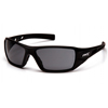 Pyramex Safety Products PMXCITE™ Eyewear Gray Lens with Black Frame PYR SB7720D