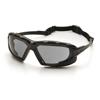 Pyramex Safety Products Highlander XP™ Eyewear Gray Anti-Fog Lens with Black/Gray Frame PYR SBG5020DT