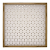 Air and HVAC Filters: Flanders - Precisionaire HD Spun Glass - Custom Size 10255.01499 (22 x 22 x 1)
