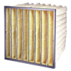 Air and HVAC Filters: Flanders - Precision Pak - 24x24x22, MERV Rating : 10
