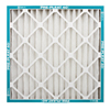 Air and HVAC Filters: Flanders - PrePleat 40 High Cap. - 20x20x4, MERV Rating : 8