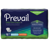 incontinence liners and incontinence pads: First Quality - Prevail® Incontinence Pant Liners - Large Plus, 16 EA/PK