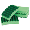 cleaning chemicals, brushes, hand wipers, sponges, squeegees: Lysol® Durable Heavy Duty Scrub Sponges