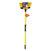 brooms and dusters: Quickie® Job Site® Super-Duty Multisurface Upright Broom