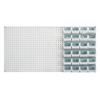 Quantum Storage Systems Q-Peg Bin Kits QNT PB-C-QUS220CL