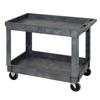Quantum Storage Systems Flat Top Shelf Cart QNT PFTC4026-33-2-EA