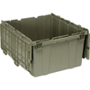 Shelving and Storage: Quantum Storage Systems - Attached Top Distribution Containers