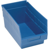 Shelving and Storage: Quantum Storage Systems - Store-More Series Bins