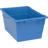 bins storage: Quantum Storage Systems - Cross Stack Tub Series Bins