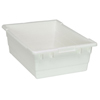 Shelving and Storage: Quantum Storage Systems - Cross Stack Tub Series Bins