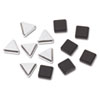 Quartet Quartet® Metallic Magnets QRT 1250