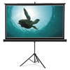 Quartet Quartet® Wide Format Tripod Base Projection Screen QRT 85568