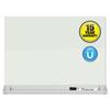 dry erase boards: Quartet® Desktop Magnetic Glass Dry-Erase Panel