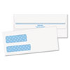 Quality Park Quality Park™ Double Window Security Tinted Invoice and Check Envelope QUA24529