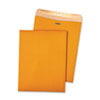 Clean and Green: Quality Park™ 100% Recycled Brown Kraft Clasp Envelope