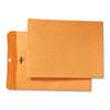 Quality Park Quality Park™ Park Ridge™ Kraft Clasp Envelope QUA 43090