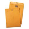 Quality Park Quality Park™ Postage Saving Clear-Clasp™ Kraft Envelope QUA43768