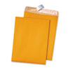Clean and Green: Quality Park™ 100% Recycled Brown Kraft Redi-Strip™ Envelope