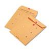 Quality Park Quality Park™ Light Brown Kraft String & Button Interoffice Envelope QUA 63462