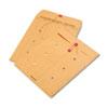 Quality Park Quality Park™ Light Brown Kraft String & Button Interoffice Envelope QUA 63563