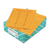Quality Park Quality Park™ Light Brown Kraft Redi-Tac™ Box-Style Interoffice Envelope QUA 63666