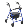 Drive Medical Rollator with 6 Wheels R800BL