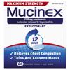 Reckitt Benckiser Mucinex® Max Strength Expectorant RAC 02328CT