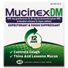 Cough & Cold: Mucinex® DM Expectorant and Cough Suppressant