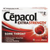 Reckitt Benckiser Cepacol® Maximum Strength Numbing Lozenge RAC 71016