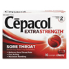 Reckitt Benckiser Cepacol® Maximum Strength Numbing Lozenge RAC 71016CT