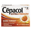 cough drops: Cepacol® Extra Strength Sucrose-Free Lozenges