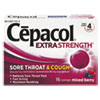 Reckitt Benckiser Cepacol® Sore Throat and Cough Lozenges RAC 74016