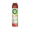 Air Freshener & Odor: 4 in 1 Aerosol Air Freshener, 8 oz Can, Apple Cinnamon Medley