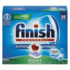 Reckitt Benckiser FINISH® Powerball® Dishwasher Tabs RAC 77050