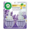 Air Freshener & Odor: Air Wick® Scented Oils Twin Refill- Relaxation™ Lavender & Chamomile