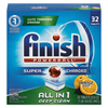 cleaning chemicals, brushes, hand wipers, sponges, squeegees: FINISH® Powerball® Dishwasher Tabs