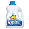 cleaning chemicals, brushes, hand wipers, sponges, squeegees: WOOLITE® Everyday Laundry Detergent