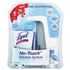 Liquid Soap Dispensers Touch Free Dispensing System: LYSOL® Brand No-Touch™ Kitchen System