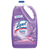 Cleaning Chemicals: LYSOL® Brand Clean & Fresh Multi-Surface Cleaner
