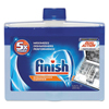 dishwashing detergent and dishwasher detergent: FINISH® Dishwasher Cleaner