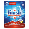 Cleaning Chemicals: FINISH® Powerball® Max in 1® Super Charged Ultra Degreaser Dishwasher Tabs