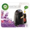 Air Freshener & Odor: Essential Mist Starter Kit, Lavender and Almond Blossom, 0.67 oz