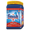 Cleaning Chemicals: FINISH® Powerball® Max in 1® Dishwasher Tabs